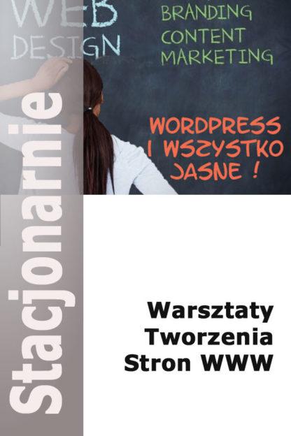 Warsztaty tworzenia stron internetowych za pomocą WordPress