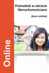 Pośrednik w obrocie nieruchomościami - kurs online