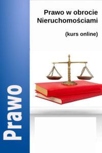 Prawo w obrocie nieruchomościami - kurs online