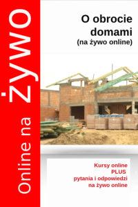 Obrót domami w budowie / rozbudowie / przebudowie... (Na żywo online 16.03.2021)